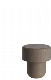 PE Holzgriffstopfen 22,5 mm