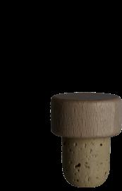 Holzgriffkorken 20 mm